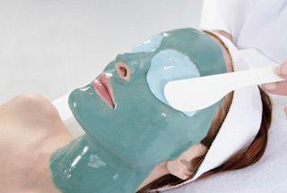 Альгінатна маска для обличчя і тіла: секрети застосування