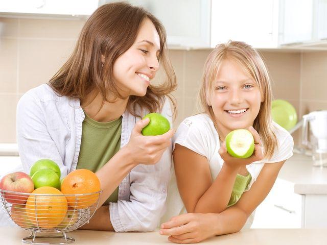 Дієта для дітей 12-16 років - швидко і безпечно скинь зайве