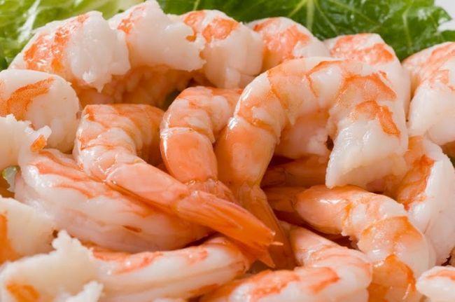 Креветки - незамінний і корисне блюдо