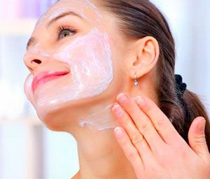 Маска від лущення шкіри на обличчі - ефективний засіб проти сухості