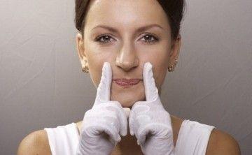 Мімічні зморшки носогубні, як прибрати в домашніх умовах