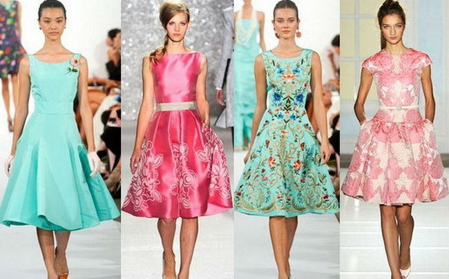 Модні випускні плаття 2015 року - будь кращою з кращих