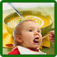 Можна вводити супи прикорм