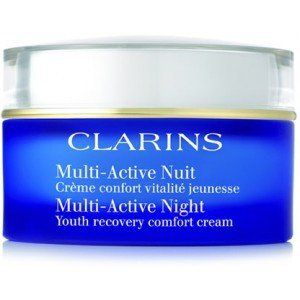 Multi-Active Night Youth Recovery Comfort Cream від Clarins