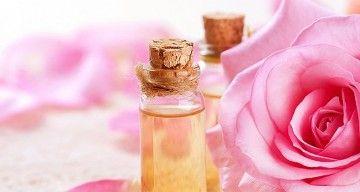 Рожеве масло для особи
