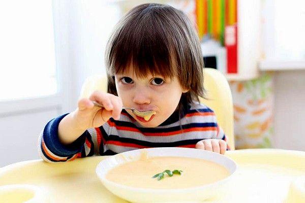 Супи для юного гурмана від 12 місяців